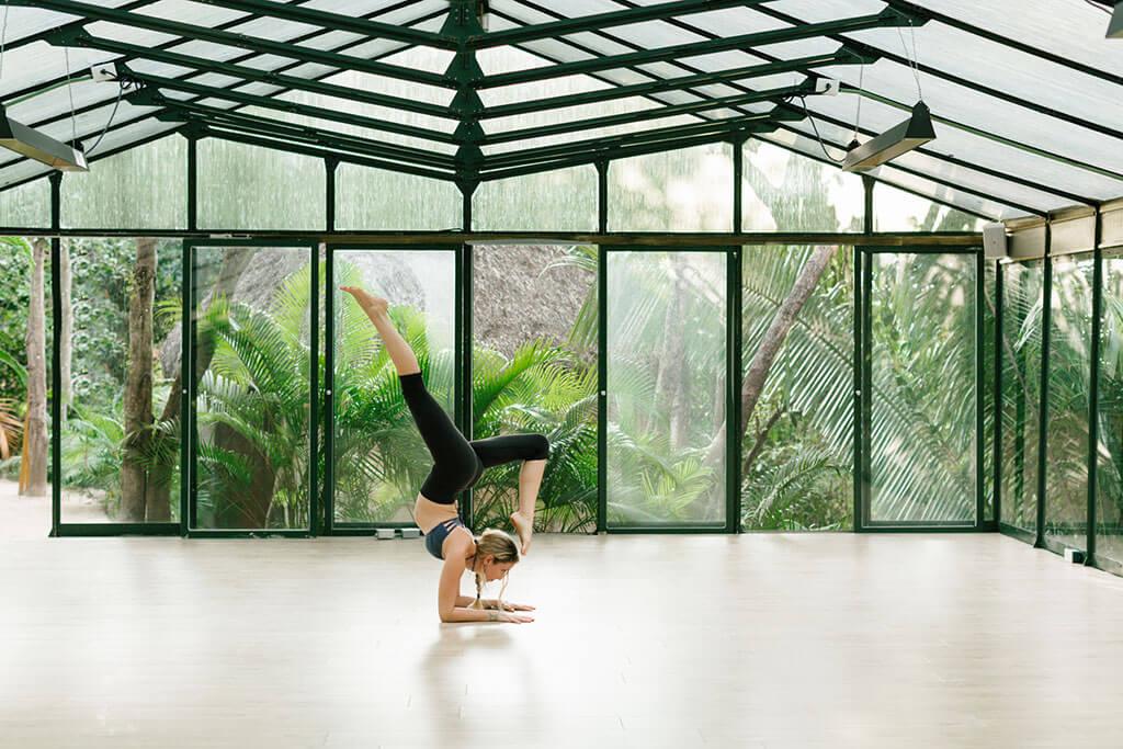 Estudios de Yoga