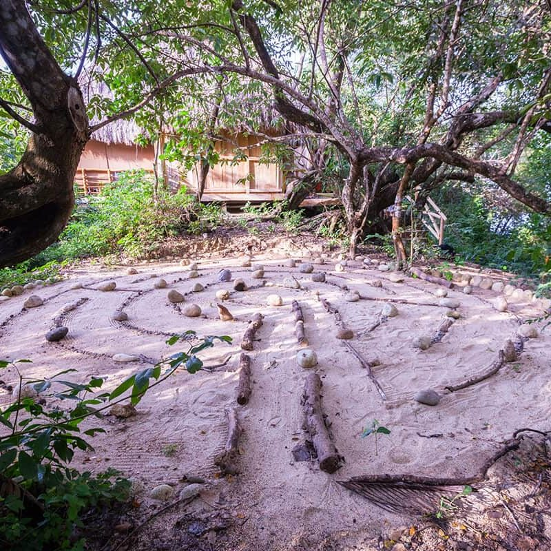 Labyrinths as Meditation Tools