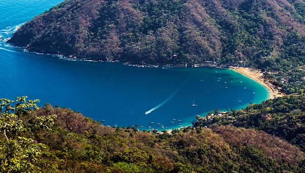 Majahuitas and Yelapa
