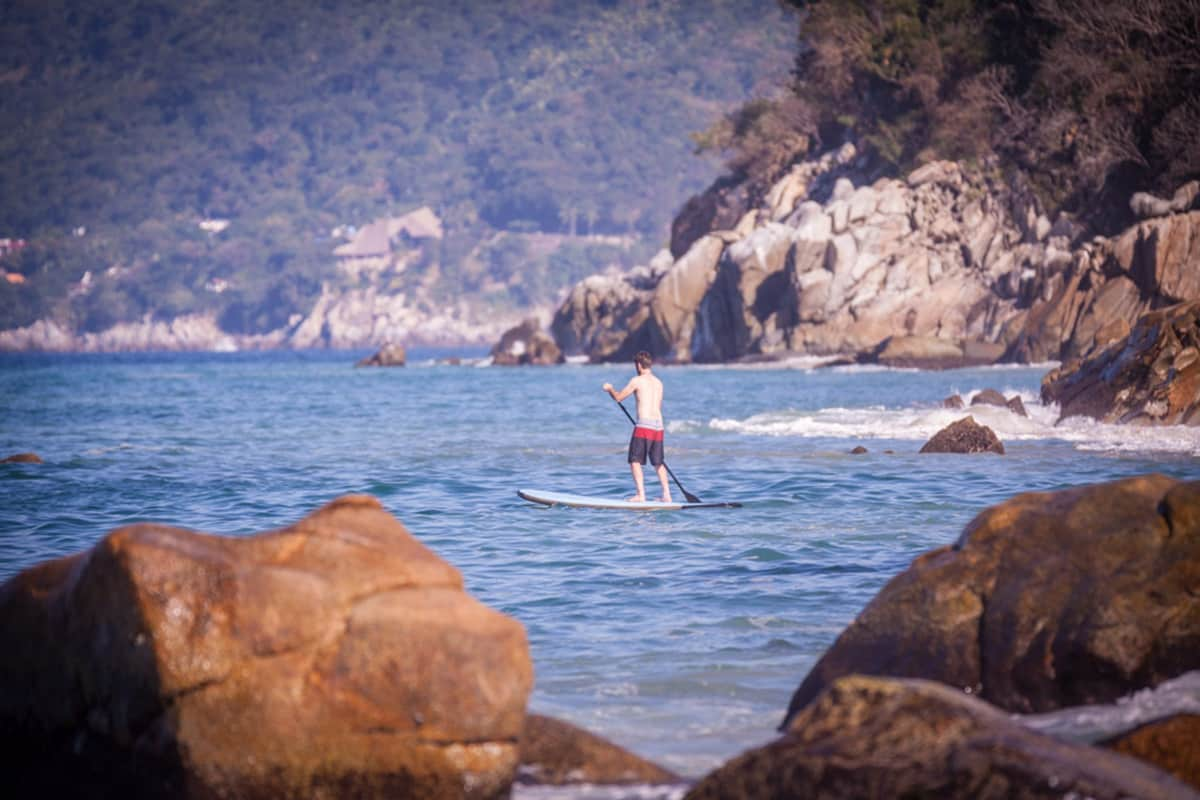 Take Up Paddle Boarding to As An Environment Friendly Hobby