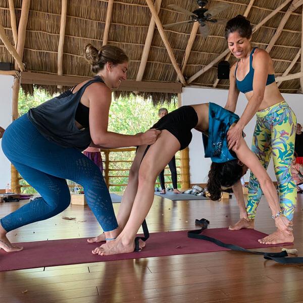 Sweat - Strong & Energizing Vinyasa Flow Class or Practice Class Led