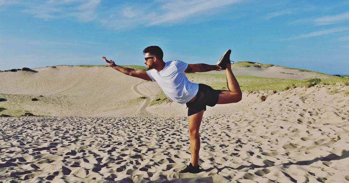 Outermost Yoga Men's Retreat
