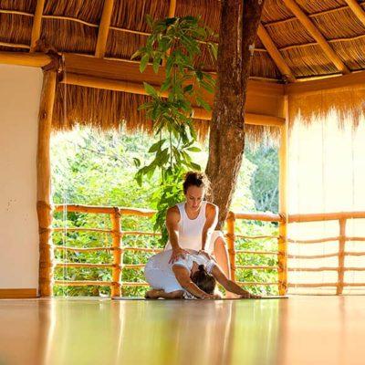 Yin/Restorative Yoga with Meditation