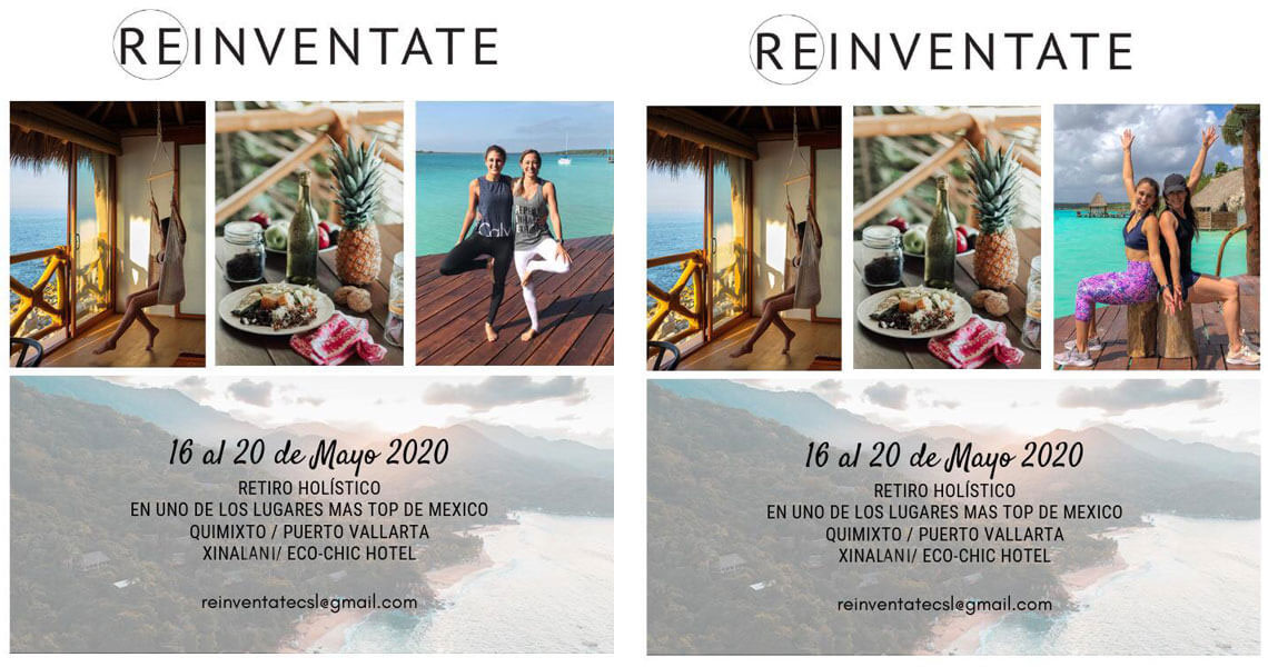 Reinventate en Xinalani Retreat