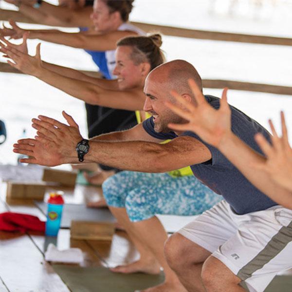 Vinyasa Yoga Practice