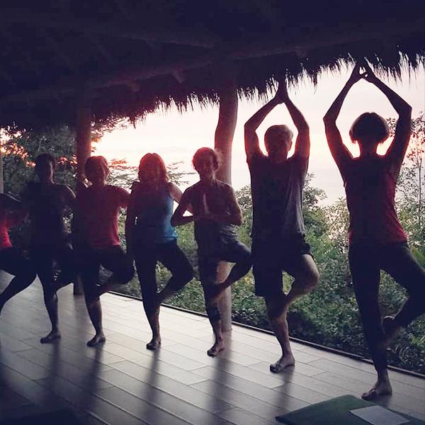 Evening Yoga Practice