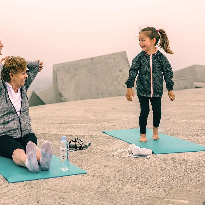 Yoga as a Woman's Best Friend