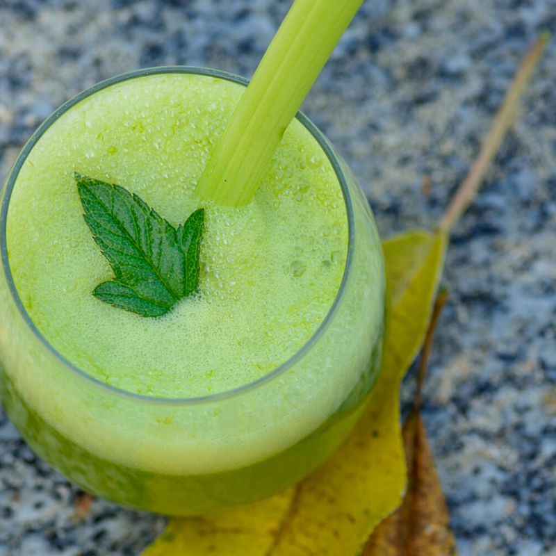 Green Delight Smoothie Recipe