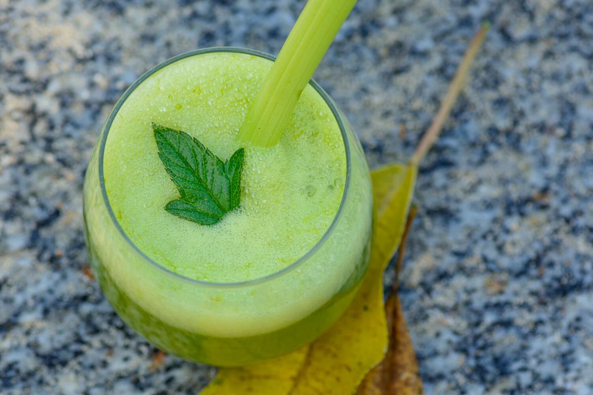 Green Delight Smoothie Recipe
