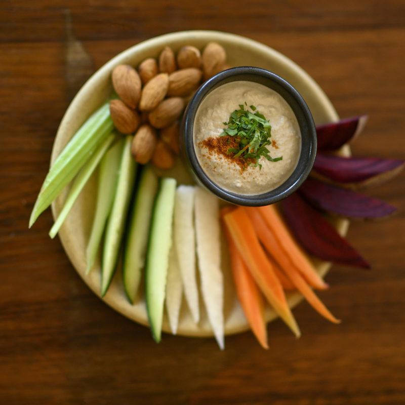 Almond Veggie Dip