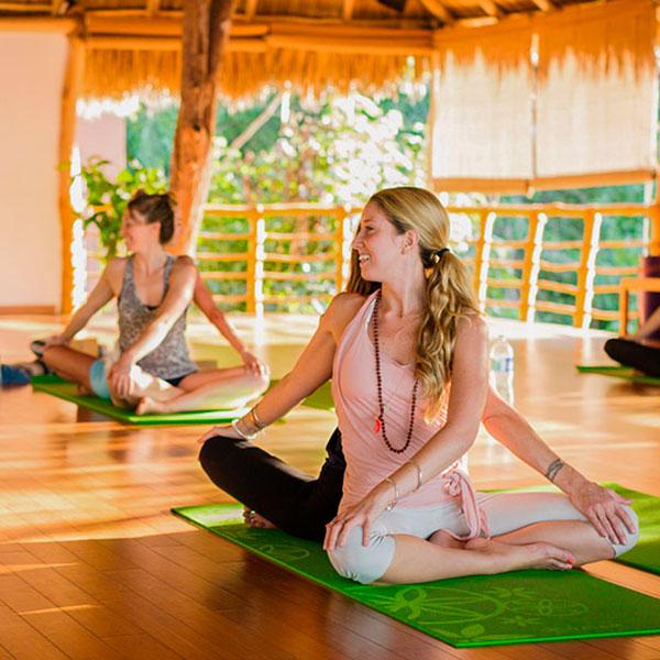 Yoga restaurativo y terapéutico