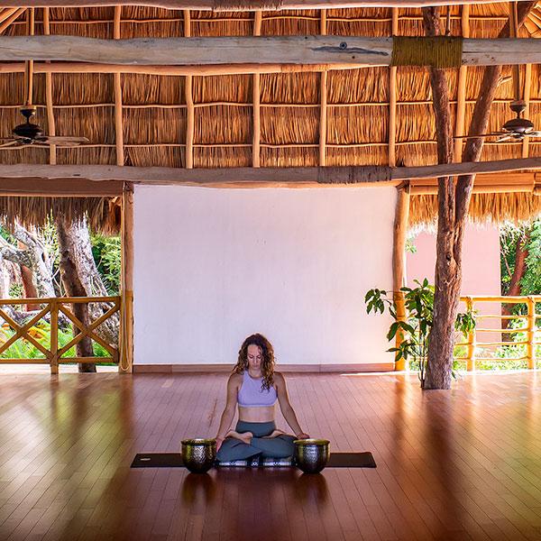 Meditación y pranayama