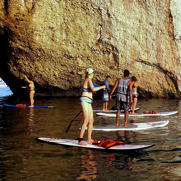 Stand Up Paddleboard (SUP) Session