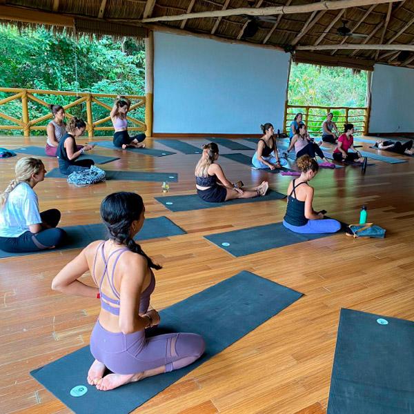 Barré Fit / Relajación Yoga