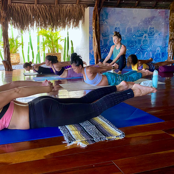 Solar Yoga Flow