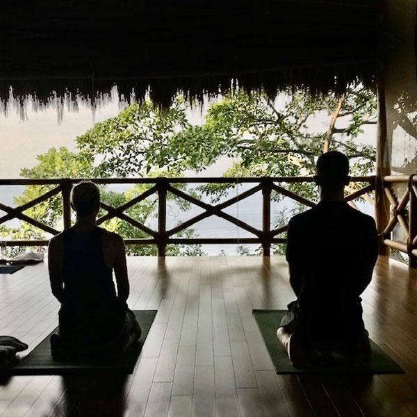 Sunset Yoga • Martin