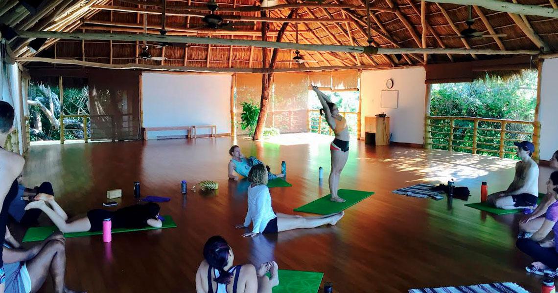 105F Hot Yoga & Hot Pilates Retreat