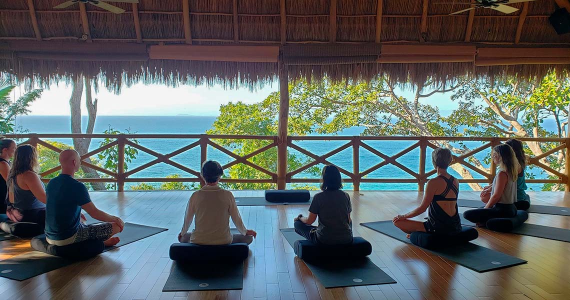 Yoga, Meditation & Numa Breath Retreat